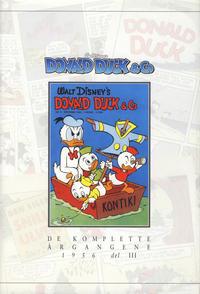 Cover Thumbnail for Donald Duck & Co De komplette årgangene (Hjemmet / Egmont, 1998 series) #[18] - 1956 del 3