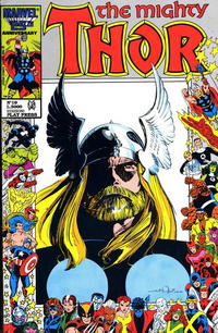 Cover Thumbnail for Thor (Play Press, 1991 series) #19
