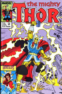 Cover Thumbnail for Thor (Play Press, 1991 series) #24