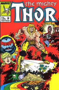 Cover Thumbnail for Thor (Play Press, 1991 series) #33