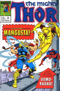 Cover Thumbnail for Thor (Play Press, 1991 series) #34