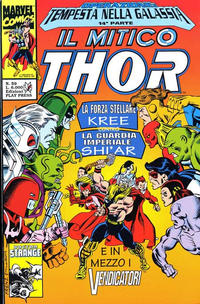 Cover Thumbnail for Thor (Play Press, 1991 series) #59
