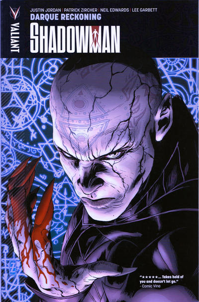 Cover for Shadowman (Valiant Entertainment, 2013 series) #2 - Darque Reckoning