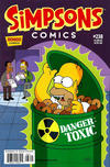 Cover for Simpsons Comics (Bongo, 1993 series) #238