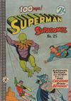 Cover for Superman Supacomic (K. G. Murray, 1959 series) #25