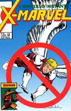 Cover for X-Marvel (Play Press, 1990 series) #18