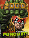 Cover for 2000 AD (Rebellion, 2001 series) #2023