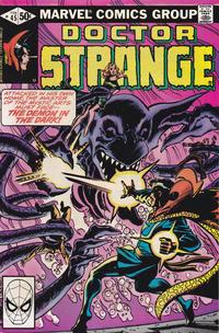 Cover Thumbnail for Doctor Strange (Marvel, 1974 series) #45 [Direct]