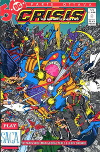 Cover Thumbnail for Play Saga (Play Press, 1990 series) #8