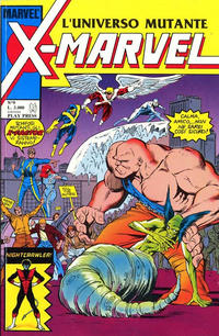 Cover Thumbnail for X-Marvel (Play Press, 1990 series) #9
