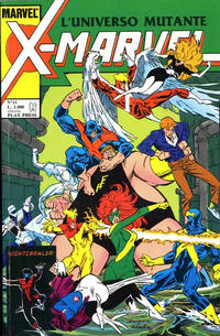 Cover Thumbnail for X-Marvel (Play Press, 1990 series) #11
