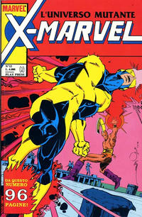 Cover Thumbnail for X-Marvel (Play Press, 1990 series) #13