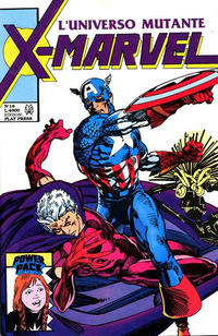 Cover Thumbnail for X-Marvel (Play Press, 1990 series) #19