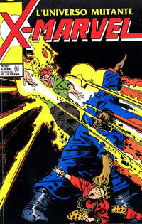 Cover Thumbnail for X-Marvel (Play Press, 1990 series) #20