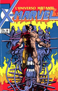 Cover Thumbnail for X-Marvel (Play Press, 1990 series) #22