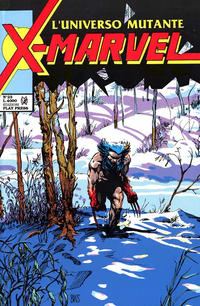 Cover Thumbnail for X-Marvel (Play Press, 1990 series) #23