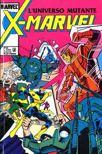 Cover Thumbnail for X-Marvel (Play Press, 1990 series) #30