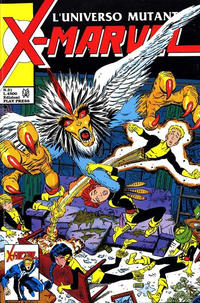 Cover Thumbnail for X-Marvel (Play Press, 1990 series) #31