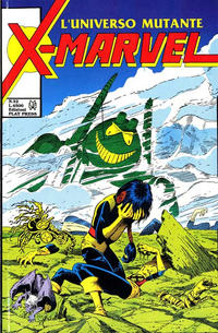 Cover Thumbnail for X-Marvel (Play Press, 1990 series) #32