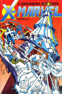 Cover Thumbnail for X-Marvel (Play Press, 1990 series) #33