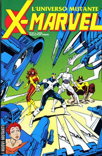 Cover Thumbnail for X-Marvel (Play Press, 1990 series) #34