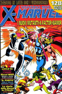 Cover Thumbnail for X-Marvel (Play Press, 1990 series) #37