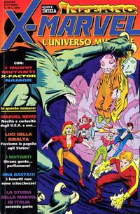 Cover Thumbnail for X-Marvel (Play Press, 1990 series) #39
