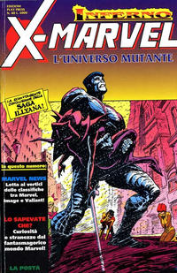 Cover Thumbnail for X-Marvel (Play Press, 1990 series) #40