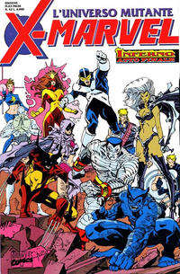 Cover Thumbnail for X-Marvel (Play Press, 1990 series) #42