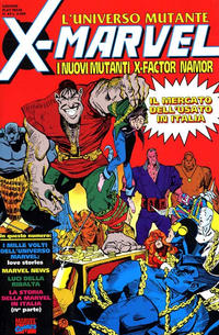 Cover Thumbnail for X-Marvel (Play Press, 1990 series) #43