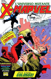 Cover Thumbnail for X-Marvel (Play Press, 1990 series) #45