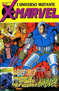 Cover Thumbnail for X-Marvel (Play Press, 1990 series) #46