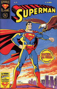 Cover Thumbnail for Superman Classic (Play Press, 1994 series) #2