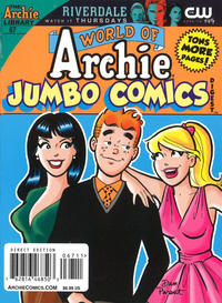 Cover Thumbnail for World of Archie Double Digest (Archie, 2010 series) #67