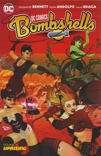 Cover Thumbnail for DC Comics: Bombshells (DC, 2016 series) #3 - Uprising
