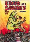 Cover for L'Écho des savanes (Editions du Fromage, 1972 series) #17