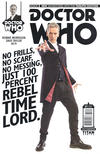 Cover for Doctor Who: The Twelfth Doctor (Titan, 2014 series) #1 [Cover B - Subscription]
