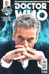 Cover for Doctor Who: The Twelfth Doctor (Titan, 2014 series) #3 [Cover B Subscription]
