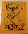 Cover for Funny Insects (Clay Geerdes, 1979 series)