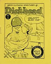 Cover for Dickhead (Clay Geerdes, 1982 series)
