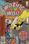 Cover Thumbnail for 'Mazing Man (1986 series) #2 [Canadian Newsstand]