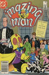 Cover Thumbnail for 'Mazing Man (1986 series) #3 [Canadian Newsstand]