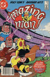 Cover for 'Mazing Man (DC, 1986 series) #6 [Canadian]