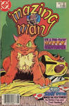 Cover for 'Mazing Man (DC, 1986 series) #8 [Canadian]