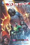 Cover for Justice League (DC, 2012 series) #7 - The Darkseid War Part 1