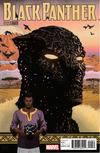 Cover for Black Panther (Marvel, 2016 series) #12 [Paolo Rivera Connecting Cover Variant]]