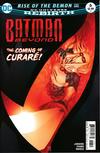 Cover for Batman Beyond (DC, 2016 series) #6 [Bernard Chang Cover]