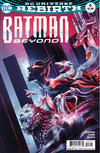 Cover for Batman Beyond (DC, 2016 series) #6 [Martin Ansin Cover]