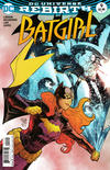 Cover for Batgirl (DC, 2016 series) #9 [Francis Manapul Cover Variant]