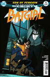 Cover for Batgirl (DC, 2016 series) #9 [Chris Wildgoose Cover Variant]